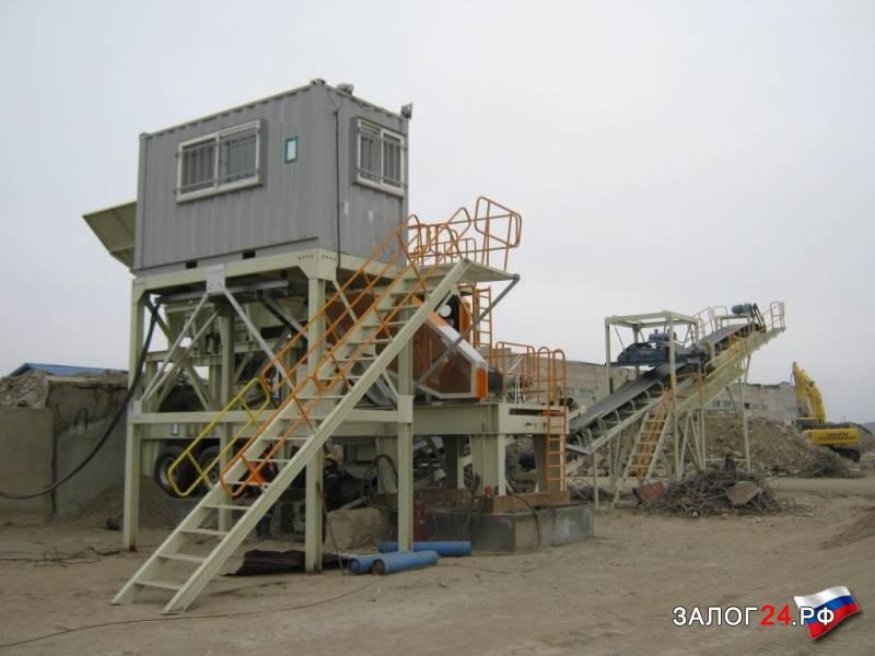 Мобильный дробильный комплекс в Лесозаводск алексинская дробилка ипр-300